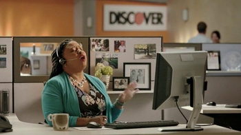 Discover Card TV Spot, 'Talk to a Real Person' - Thumbnail 3