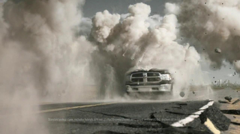 2013 Ram 1500 TV Spot, 'Earth Split' Featuring Sam Elliott - Thumbnail 4
