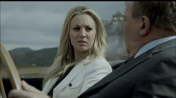 Priceline.com TV Spot, 'The Daughter' Feat. William Shatner, Kaley Cuoco