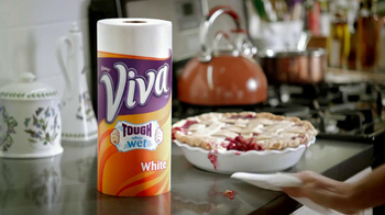 Viva Towels TV Spot, 'Viva Dare: Oven' Featuring Mike Rowe