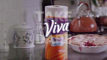 Viva Towels TV Spot, 'Viva Dare: Oven' Featuring Mike Rowe - Thumbnail 9
