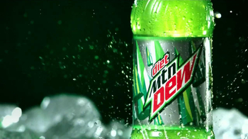 Diet Mountain Dew TV Spot, 'Awesome' - Thumbnail 9
