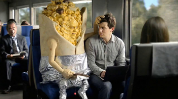 Orbit TV Spot, 'Breakfast Burrito'