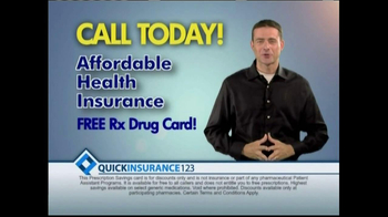 Quick Insurance 123 TV Spot, 'Healthcare Breakthrough' - Thumbnail 8