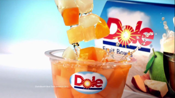 Dole Fruit Bowls TV Spot, 'Pretty Simple' - Thumbnail 9