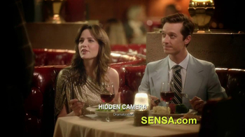 Sensa TV Spot, \'Hidden Camera\'
