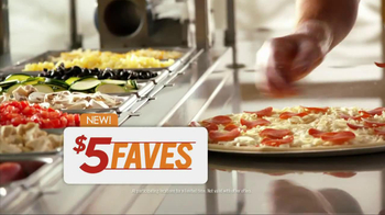 Papa Murphy's $5 Faves Pizza TV Spot  - Thumbnail 4