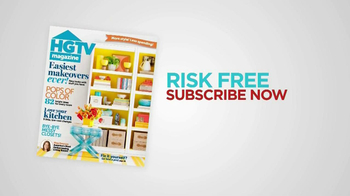HGTV Magazine TV Spot 'Free Trial'  - Thumbnail 6