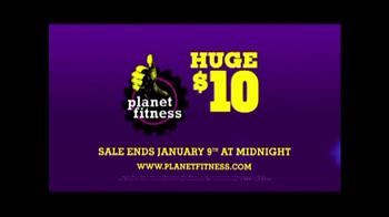 Planet Fitness Huge $10 Sale TV Spot - Thumbnail 10