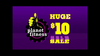 Planet Fitness Huge $10 Sale TV Spot - Thumbnail 8
