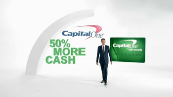 Capital One Cash Rewards Card TV Spot, 'No' Featuring Jimmy Fallon - Thumbnail 1