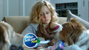 Alka-Seltzer Severe Cold and Flu TV Spot, 'Cold Truth: Flu Cough' - Thumbnail 1