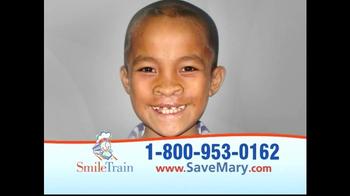 Smile Train TV Spot, 'Save Mary' - Thumbnail 10
