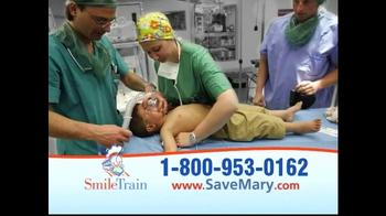 Smile Train TV Spot, 'Save Mary' - Thumbnail 5
