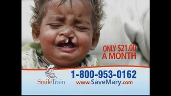 Smile Train TV Spot, 'Save Mary' - Thumbnail 9