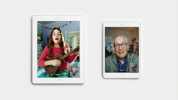 iPad Mini TV Spot, 'I'll Be Home'