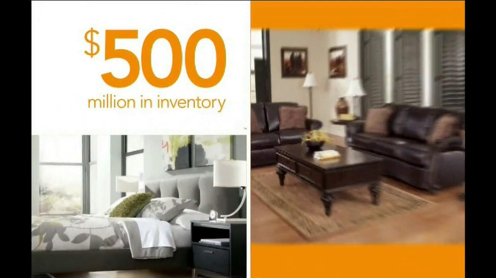Ashley Furniture Homestore National Sale And Clearance TV Commercial    ISpot.tv
