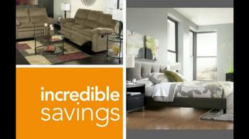 Ashley Furniture Homestore National Sale and Clearance  TV Spot  - Thumbnail 2