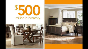 Ashley Furniture Homestore National Sale and Clearance  TV Spot  - Thumbnail 3