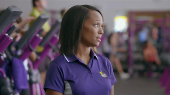 Planet Fitness TV Spot, 'Hot' - Thumbnail 8