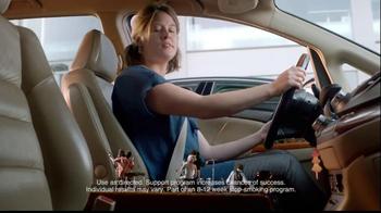 Nicorette Fruit Chill Gum TV Spot, 'Traffic'