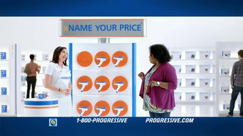 Progressive Name Your Price Tool TV Spot, 'Empowered' - 20344 commercial airings