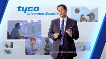Tyco Integrated Security TV Spot Featuring Steve Young - Thumbnail 9