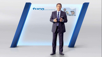 Tyco Integrated Security TV Spot Featuring Steve Young - Thumbnail 7