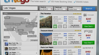 trivago TV Spot, 'Same Hotel, Two Prices' - Thumbnail 9