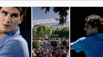 Rolex Oyster Perpetual TV Spot Featuring Roger Federer