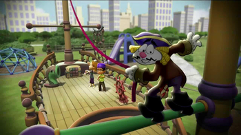 Trix Yogurt TV Spot, \'Pirate Ship\'