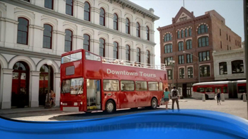 Phillips Colon Health TV Spot, 'Double Decker Bus' - 10255 commercial airings