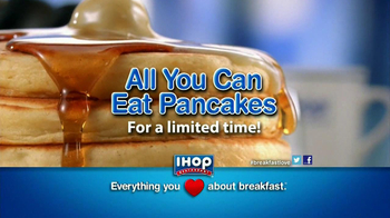 IHOP TV Spot, 'All You Can Eat Pancakes' - Thumbnail 7