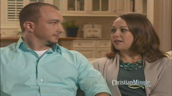ChristianMingle.com TV Spot, 'Lori & Curtis' Song by Jars Of Clay