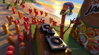 Kellogg's Cinnamon Jacks TV Spot 'Cinn-abrate!'