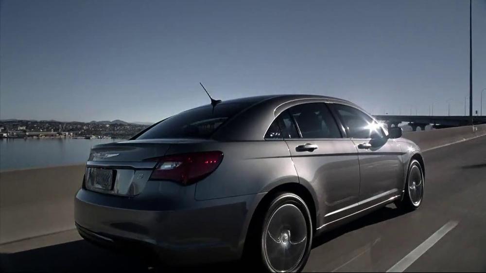 Chrysler 200 and 300 TV Commercial, 'Luck vs Good' - iSpot.tv