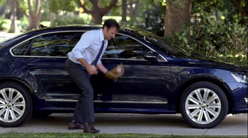 Volkswagen Passat TV Spot, 'Playing Catch' - Thumbnail 3