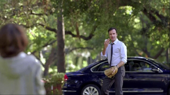 Volkswagen Passat TV Spot, 'Playing Catch'