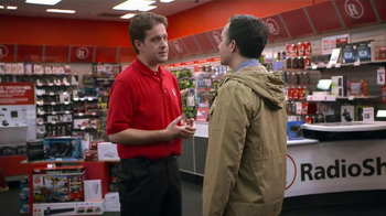 Radio Shack TV Spot, 'Impressive' - Thumbnail 2
