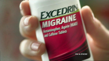 Excedrin TV Spot , 'Excedrine Excels' - Thumbnail 4