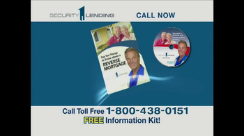 Security 1 Lending TV Spot Featuring Pat Boone - Thumbnail 2