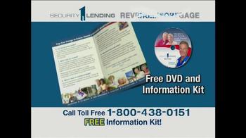 Security 1 Lending TV Spot Featuring Pat Boone - Thumbnail 3