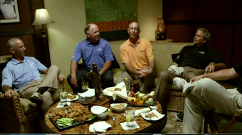 Charles Schwab Cup TV Spot, 'The Ultimate Clubhouse' Featuring Tom Lehman