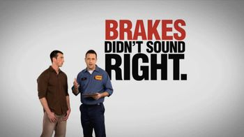 Meineke Car Care Centers TV Spot, 'Free Brake Inspection' - Thumbnail 1