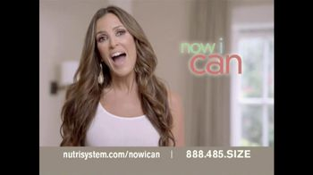 Nutrisystem Success TV Spot Featuring Jillian Barberie - Thumbnail 4