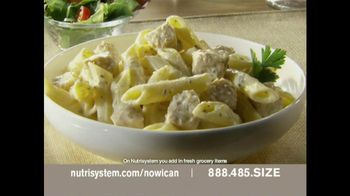 Nutrisystem Success TV Spot Featuring Jillian Barberie - Thumbnail 6