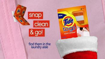 Tide To-Go Stain Eraser TV Spot, 'New Shirt' - Thumbnail 7