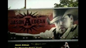 Wrangler Retro TV Spot, 'New Twist' Featuring Jason Aldeen - 2 commercial airings