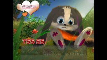 Jamster TV Spot, 'Bunny Ringtone'