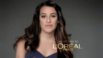Loreal Total Repair 5 TV Spot Featuring Lea Michele